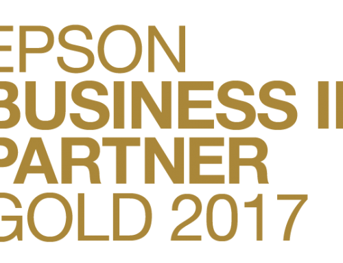 EPSON Business Imaging+ Gold Partner