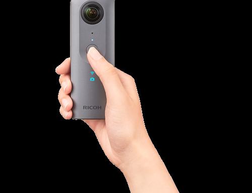 RICOH THETA V 360°-Kamera