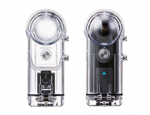 Zubehör für RICOH THETA 360° Kameras