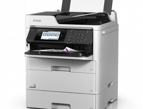 EPSON Drucker auf Tintenbasis
