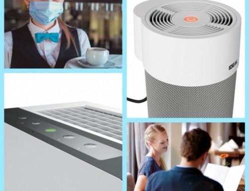 Gastronomie: Saubere Luft schützt Gäste und Mitarbeiter