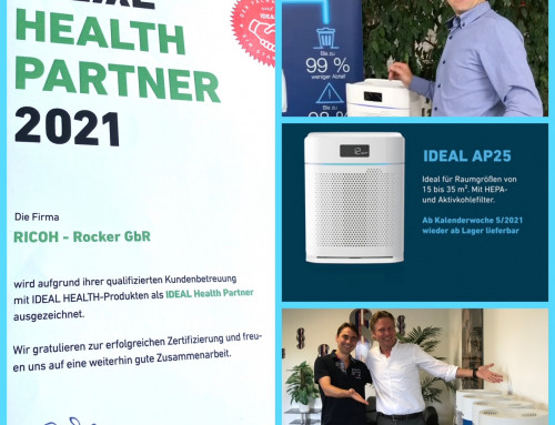 IDEAL Health-Partner-Zertifikat 2021